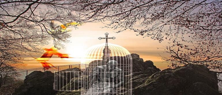 Христос искупил нас от клятвы закона