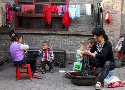 Китайская мать Тереза